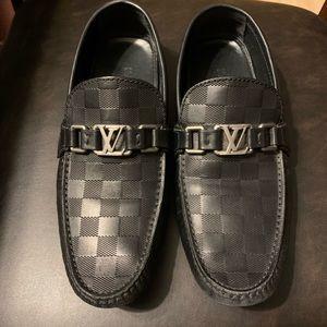 LV men's loafers